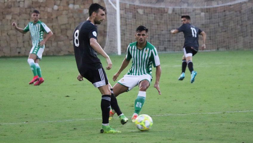 BETIS DEPORTIVO 3 – 1 C.D. UTRERA: El Utrera se despide del sueño de la Segunda División B