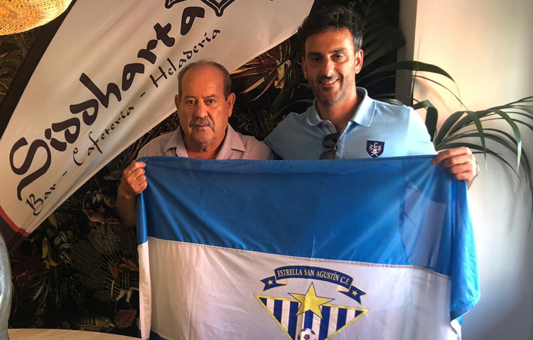 Las empresas utreranas Cafés Mocaibo y Puvenac serán los principales patrocinadores del Estrella San Agustín