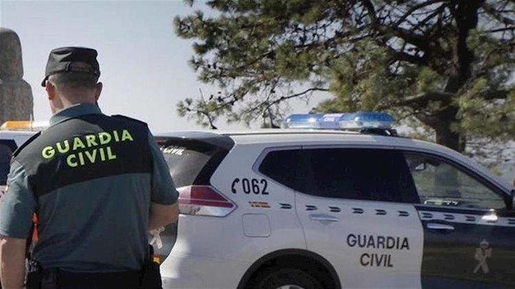 Dos detenidos por tráfico de droga tras una espectacular persecución policial junto a la pedanía utrerana de Trajano
