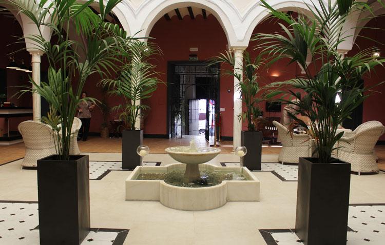 Inicia en Utrera su camino el nuevo hotel «Palacio San Fernando»