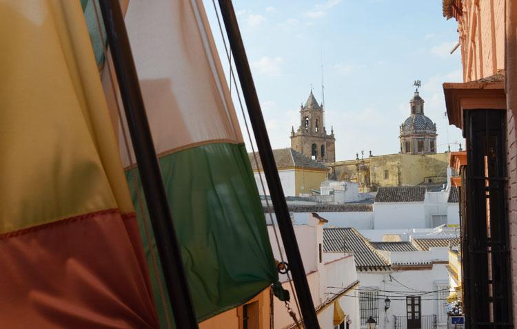 Una innovadora «app» turística convertirá a Utrera en un museo