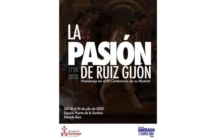 Una exposición y una película de Ruiz Gijón para conmemorar en la parroquia de Santiago el tricentenario de su fallecimiento