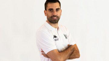 El utrerano Jesús Bruque Herrero buscará el europeo con la selección española de voleibol