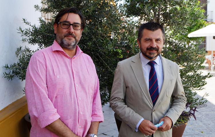 El Ayuntamiento y la Junta de Andalucía, en la misma mesa para «mejorar la vida de los utreranos»