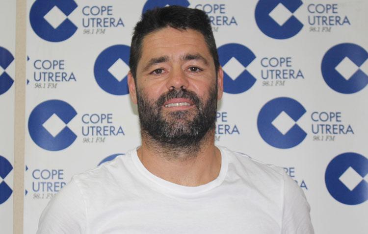 Juanjo Jiménez: «Me gustaría formar parte del área deportiva del Club Deportivo Utrera»