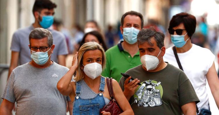 Llegan las primeras multas en Utrera por no utilizar la mascarilla