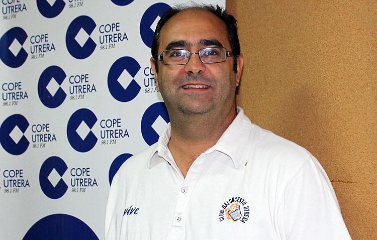 Miguel Ángel González Moya seguirá al frente del Club Baloncesto Utrera