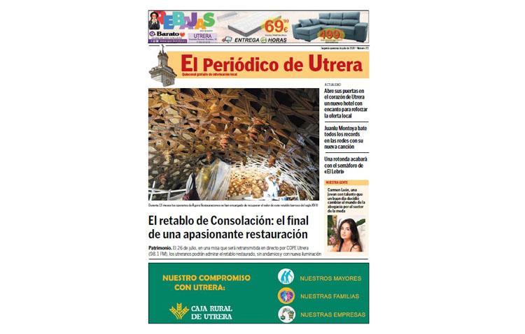 «El Periódico de Utrera» vuelve a todos los rincones de la ciudad con el número 272