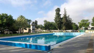 El Ayuntamiento de Utrera plantea un proyecto de mejora en la piscina de Consolación
