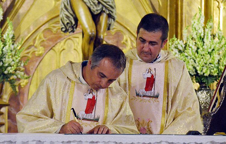 Nueva etapa en los Salesianos de Utrera con la toma de posesión de Ramón Ronda como director