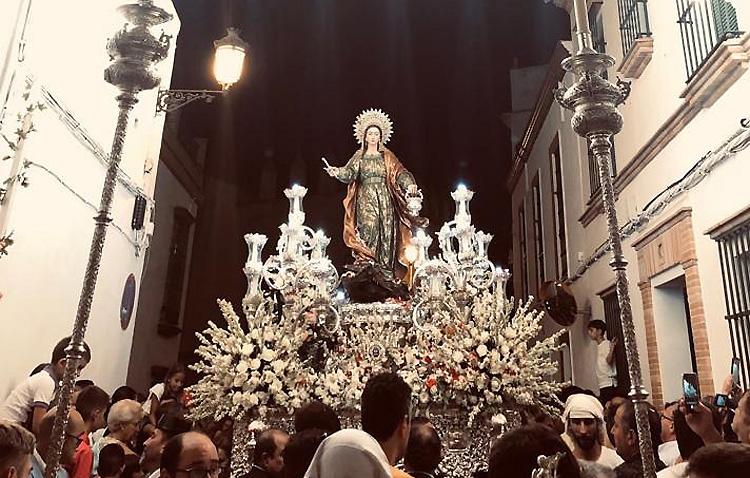 Los Molares suspende la procesión de su patrona