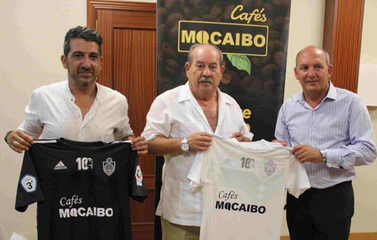 Cafés Macaibo, principal patrocinador del CD Utrera para la temporada 2020/2021