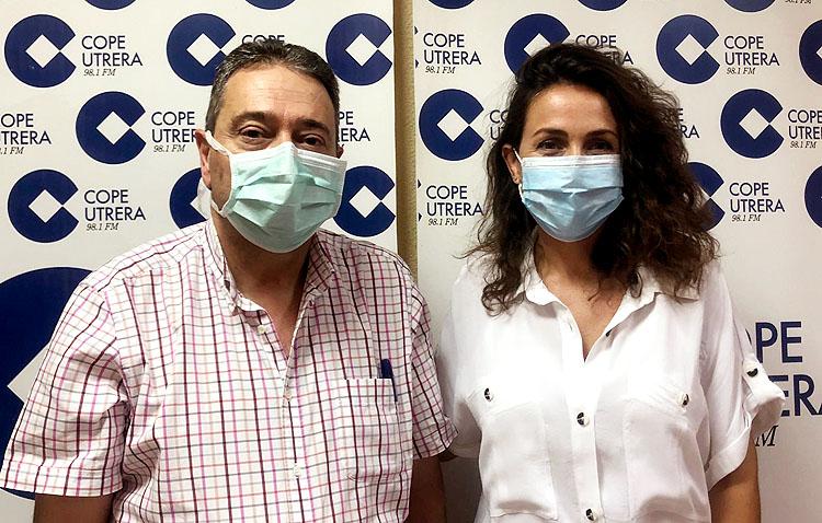 Los sanitarios del centro de salud Utrera Sur agradecen la «extraordinaria» respuesta en la campaña de vacunación