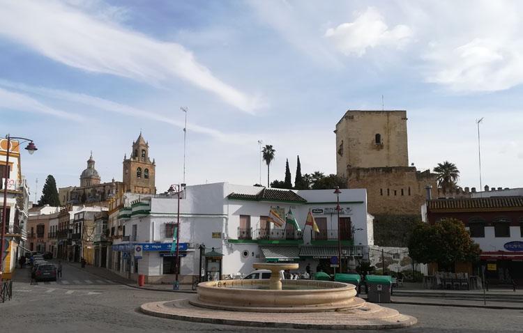 Así será el dispositivo especial en la plaza de Santa Ana si el Sevilla gana la Europa League