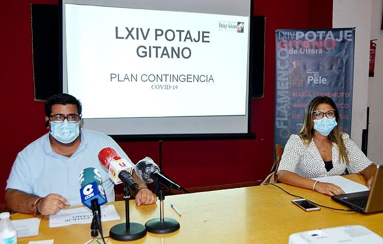 El Potaje Gitano de Utrera «más seguro de la historia» pondrá en marcha más medidas de las que exige la normativa