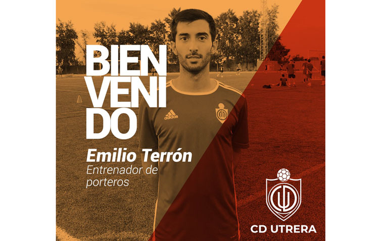 El Club Deportivo Utrera refuerza el área técnica con un nuevo entrenador de porteros