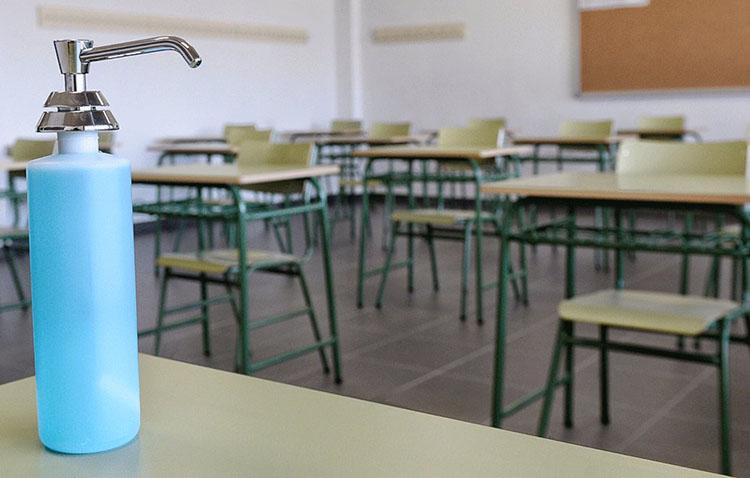 Otras dos aulas en cuarentena en Utrera tras los positivos dos sendos alumnos