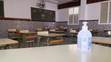 El alcalde pide a la Junta desdoblar las aulas en Utrera para garantizar la seguridad de estudiantes y profesores