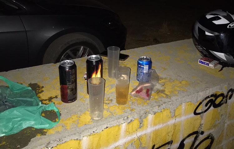 Desalojadas casi una veintena de fiestas privadas en viviendas, azoteas y campos de Utrera