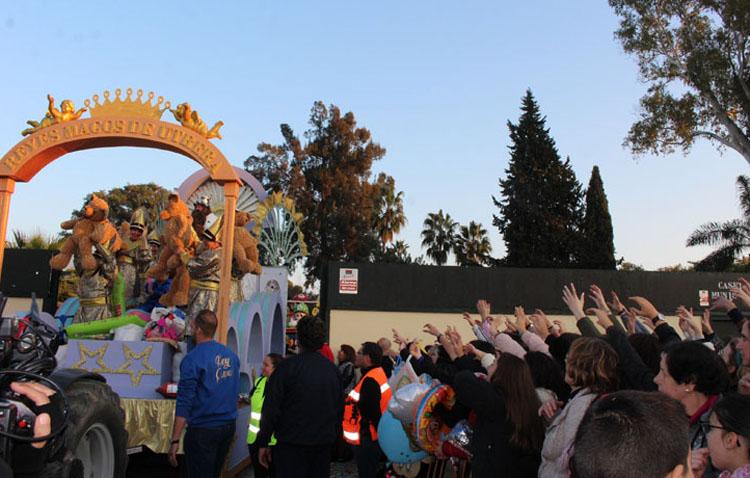 El futuro de la cabalgata de los Reyes Magos de Utrera se decidirá «en los próximos días»
