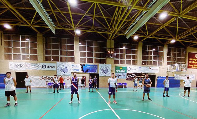 La COVID-19 impide al Club Baloncesto Utrera iniciar la competición