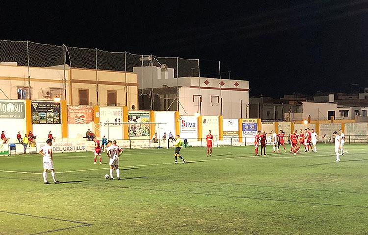 ATLÉTICO ANTONIANO 0 – 2 C.D. UTRERA: Buen arranque en la copa de la federación andaluza