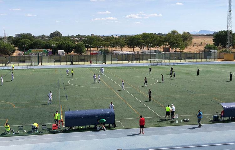 C.D. UTRERA 1 – 0 ATLÉTICO ANTONIANO: El Utrera, en la semifinal de la copa de la federación andaluza