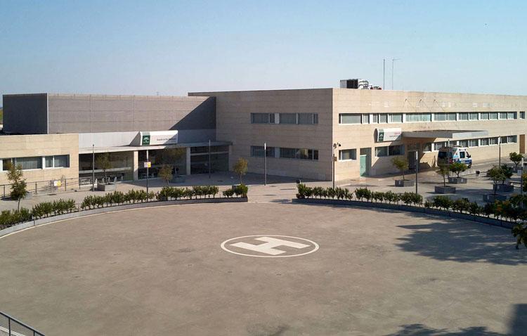 El hospital de Utrera agilizará el transporte de muestras de COVID-19 e incrementará su material de protección