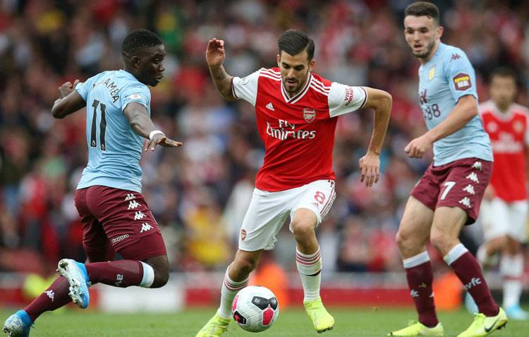 Ceballos se despide del Arsenal