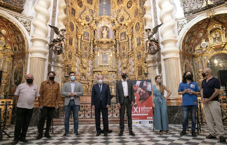 La Bienal de Flamenco de Sevilla estrecha sus lazos con la provincia