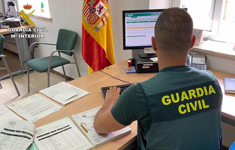 Detenido por estafar 5.000 euros a un vecino de Utrera accediendo a su cuenta bancaria
