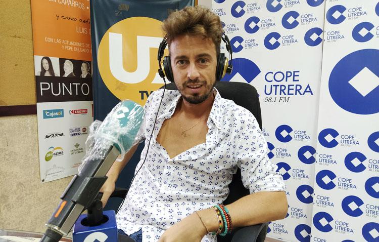 El cantante utrerano Juanlu Montoya arrasa en Spotify con más de seis millones de reproducciones desde 90 países