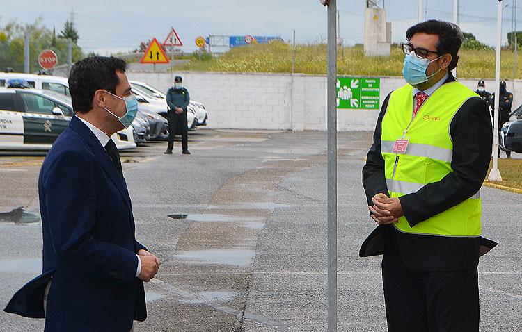 El alcalde de Utrera se muestra «contento» por la reacción de la Junta y espera que se concreten medidas «a la mayor brevedad»