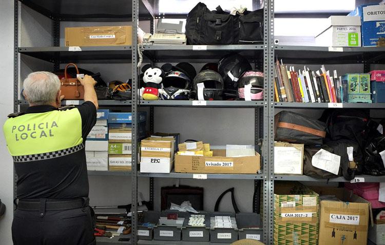 Juntos por Utrera propone crear una oficina de objetos perdidos