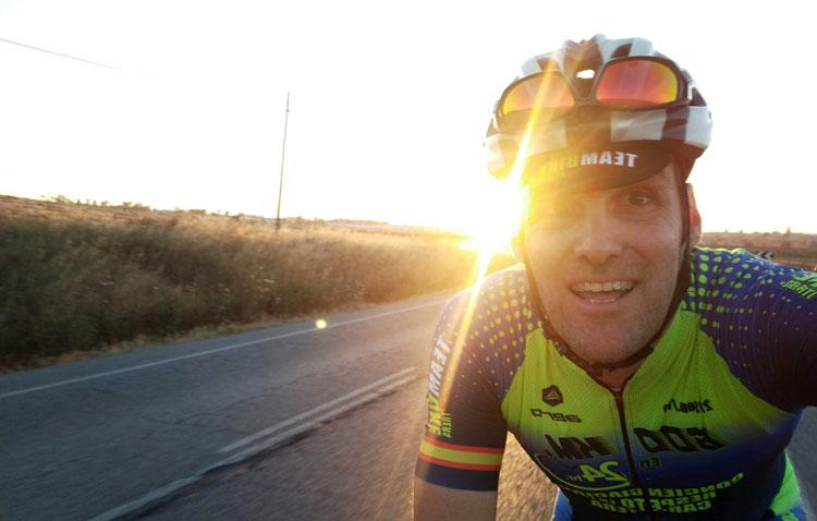 24 horas pedaleando en Utrera por una buena causa