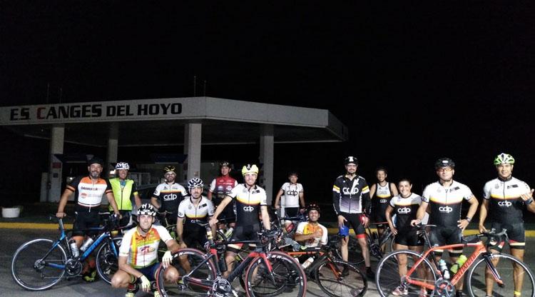 Más de 500 kilómetros en bicicleta para luchar contra el cáncer infantil