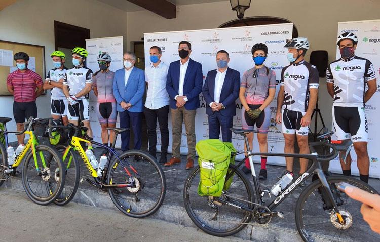 La ruta ciclista en honor a Magallanes-Elcano pasará por Utrera