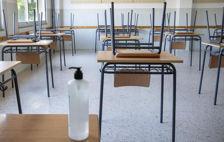 Aíslan los primeros alumnos en Utrera por COVID-19 tras el inicio del nuevo curso