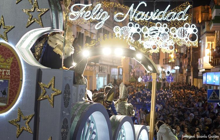 La asociación 'Maestro Milla' anuncia que la cabalgata de los Reyes Magos saldrá a las calles de Utrera el 5 de enero