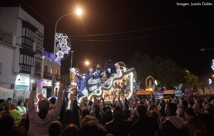 La cabalgata de Papá Noel saldrá a las calles de Utrera el 19 de diciembre