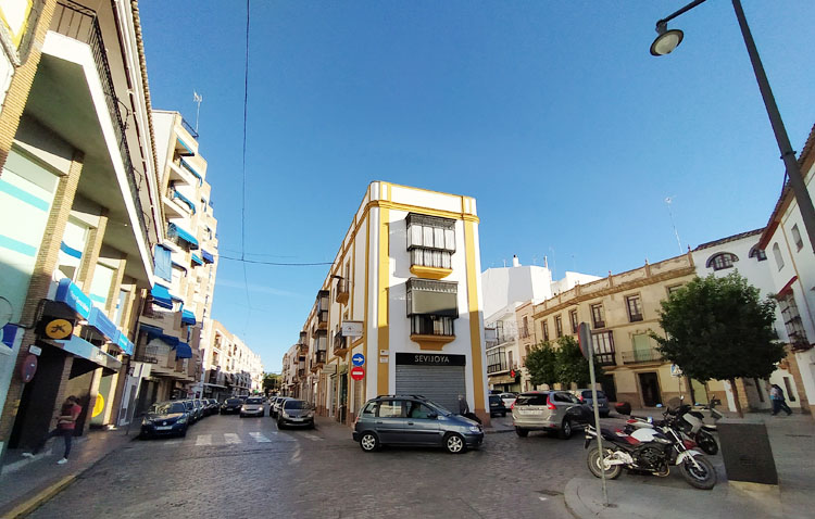 Aceras más amplias, sensores de aparcamiento y WiFi público para transformar las calles Álvarez Hazañas y Las Mujeres