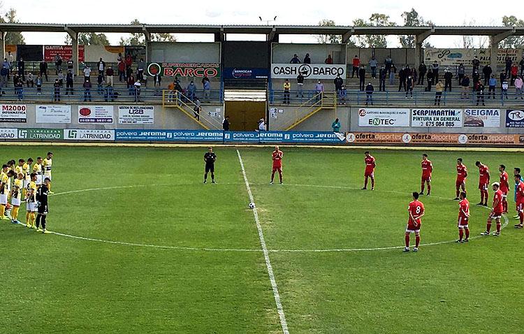CORIA C.F. 0 – 0 C.D. UTRERA: El Utrera se estrena con un empate
