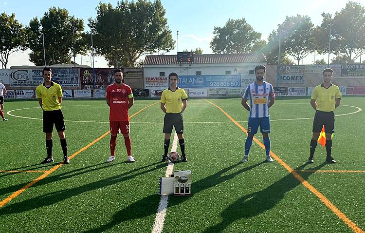 VILLARRUBIA CF 1 – 0 C.D. UTRERA: El Utrera se despide de la copa nacional
