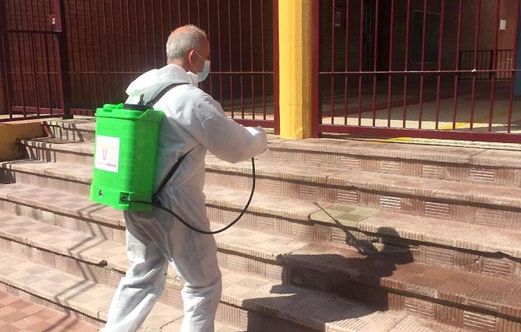 El Ayuntamiento de Utrera pone todos sus recursos a disposición de los centros educativos para garantizar un curso seguro