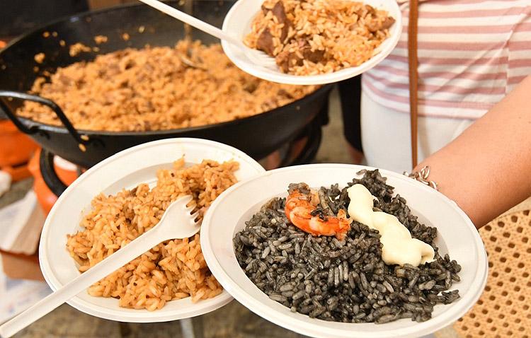 Buscando la excelencia en torno a un buen plato de arroz