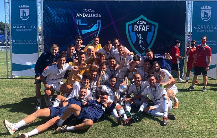 C.D. UTRERA 4 – 0 C.D. TORREDONJIMENO: El Utrera, vencedor de la copa de la federación andaluza de fútbol
