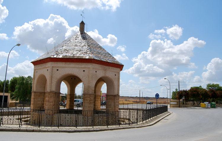 La Fuente de los Ocho Caños reivindica su importancia y se integrará en el parque Cristo de los Afligidos gracias a un ambicioso proyecto