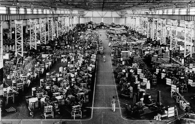 Un pasado industrial que desmonta falsas creencias