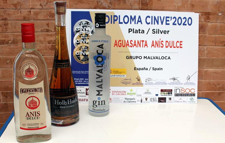 Grupo Malvaloca conquista a los paladares más exigentes y gana tres premios en un certamen internacional