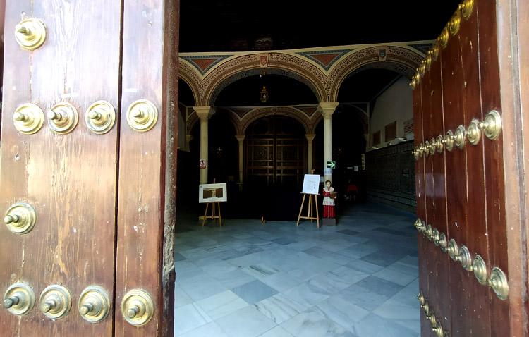 El santuario de Consolación ajusta sus horarios de apertura